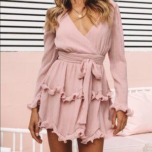 Blush HelloMolly Dress